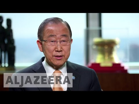 Ban Ki-moon: South Korea will recover from Park scandal
