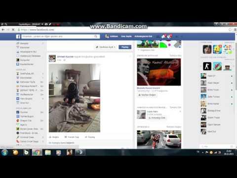 FaceBookta E-Posta Nasıl Değiştirilir ?
