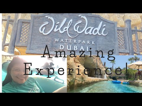 WILD WADI WATERPARK EXPERIENCE | #AppreciationWeek #hotelier