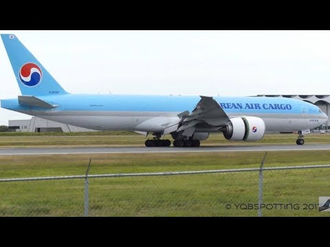 Plane Spotting at Halifax Robert L. Stanfield Int'l Airport (YHZ) - 25 Minutes of Action!