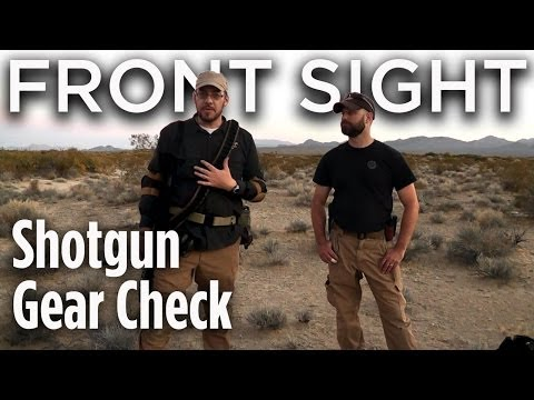 Front Sight EDC (Gear Check) with Cr0cket20: 2 Day Shotgun