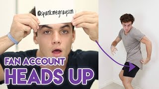 Download Fan Account Heads Up!! Mp3 and Videos