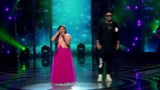Mere Rashke Qmar || By Sneha Shankar and Baadshah || Fantabulous Performance In Voice India Kids ||
