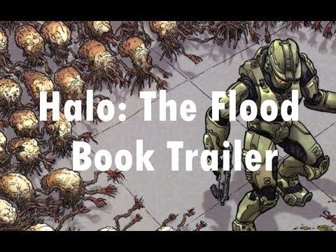 Halo The Flood Book