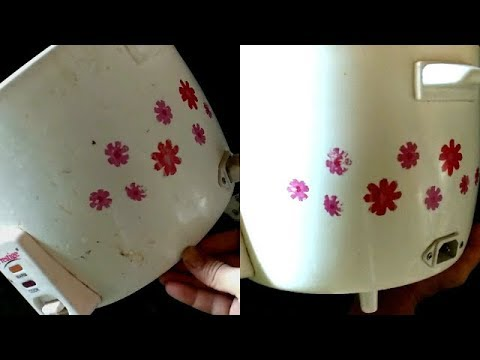 How to clean RICE COOKER easily | #Ricecookercleaning | Easy Kitchen tips | NIHA HOME TIPS