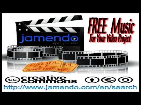 Jamendo - music for your video project