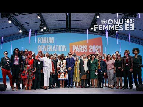 Forum Génération Egalité de Paris | Synthèse de la Cérémonie d-Ouverture