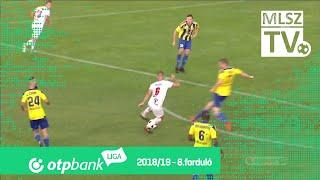 Tajti Mátyás gólja a Mezőkövesd Zsóry FC - DVTK mérkőzésen