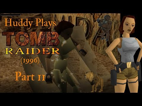 EVERYTHING I TOUCH TURNS TO GOLD!| Tomb Raider (1996)| Part 11