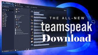 TeamSpeak 5 BETA Download