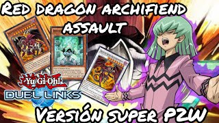 Red dragon archifiend assault mode deck - YU-GI-OH DUEL LINKS!!!