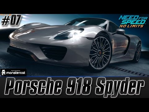 Need For Speed No Limits: Porsche 918 Spyder | Devil's Run: Alpine Storm (Chapter 7 - Unstoppable)