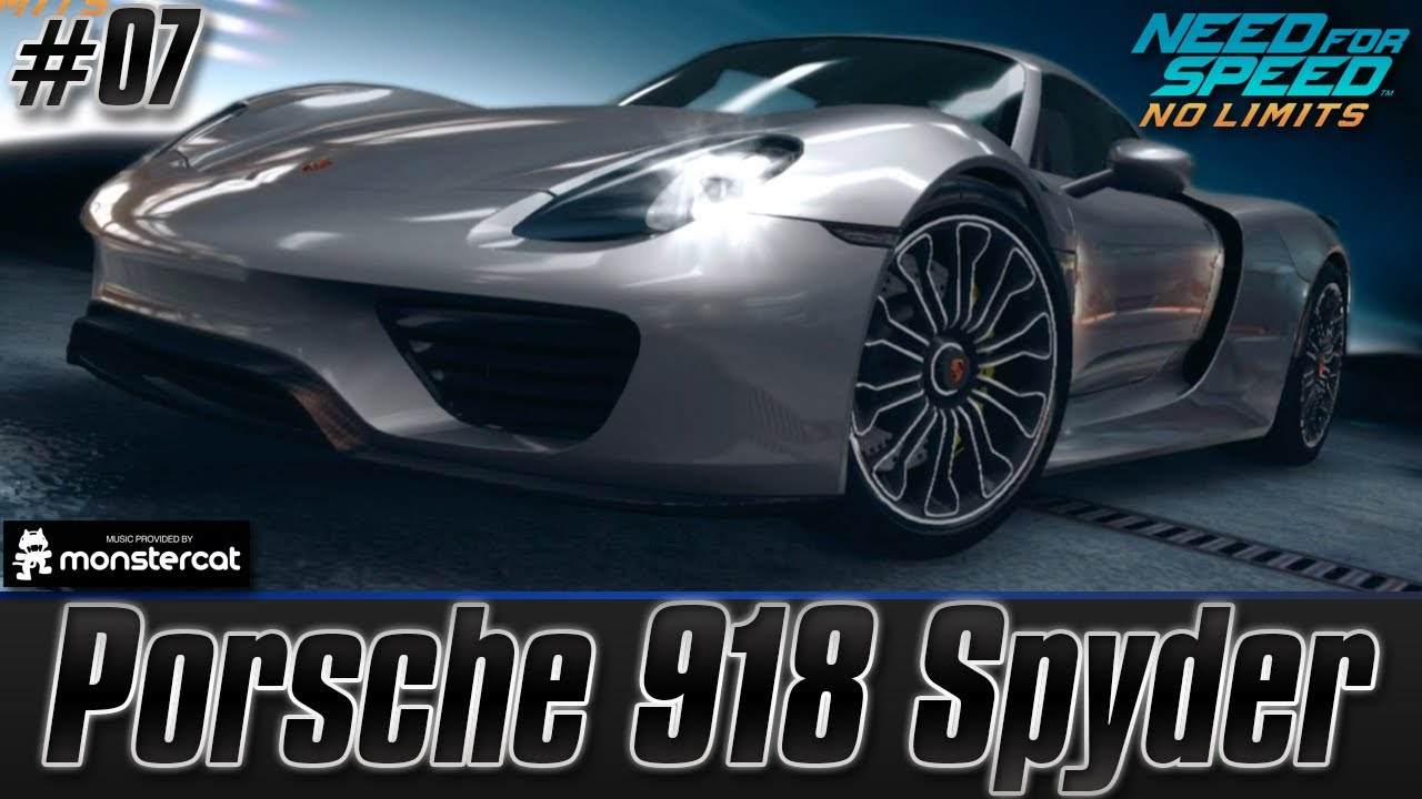 need for speed no limits porsche 918 spyder devil 39 s run alpine storm chapter 7. Black Bedroom Furniture Sets. Home Design Ideas