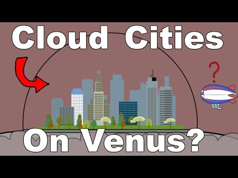 What Would Colonizing Venus Look Like?