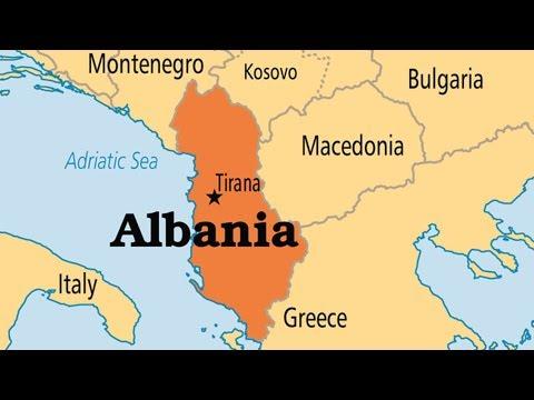 Албания, государство на Балканах (рассказывают Марат Сафаров и Вера Филимонова)