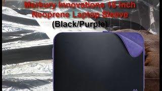 Merkury Innovations 16 Inch Neoprene Laptop Sleeve
