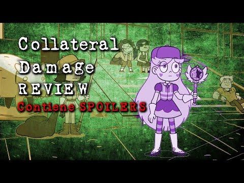 20-A Collateral Damage - Review y Análisis de Star vs las fuerzas del mal *Sebastián Deráin*