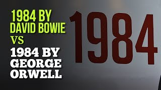 1984 By David Bowie And George Orwell Song That Retells A Work Of Literature