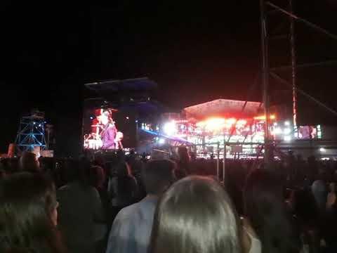 Rafaga - Festival De La Independencia Talca (2018)