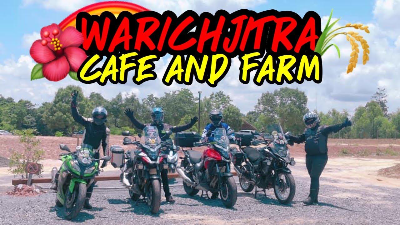 วริจจิตรา คาเฟ่ แอนด์ ฟาร์ม | Warichjitra Cafe And Farm ร้านอาหารบรรยากาศดี สไตน์ฟาร์มสเตย์ [EP.106]
