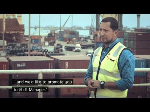 APM Terminals - Meet Freddy Cortes, Shift Manager, Callao