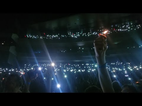 Shinedown Heartfelt Speech - Get Up Live WORLD TOUR