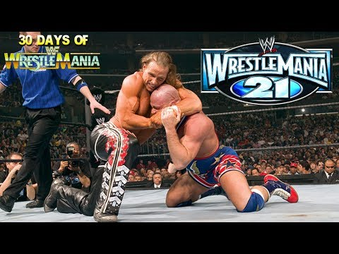 30 Days of Mania - WrestleMania 21