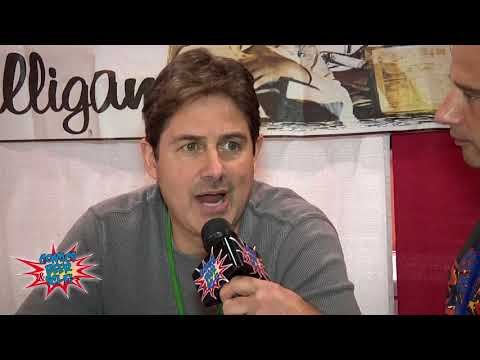 Gremlin's Zach Galligan   Comics, Beer & Scifi
