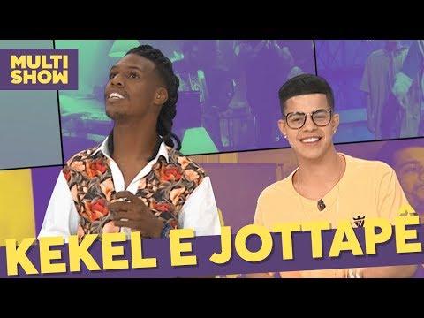 Mc Kekel e Jottapê | TVZ Ao Vivo | Música Mutlishow