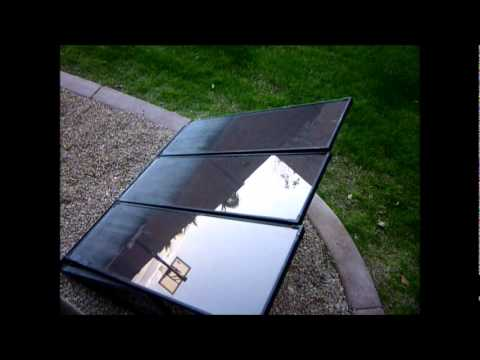 Diy solar panel hook up