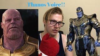 Thanos Voice How To