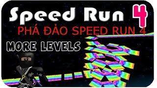 BREAK SPEED RUN 4 | Complete Roblox Speed run 4 b/DarkKnight