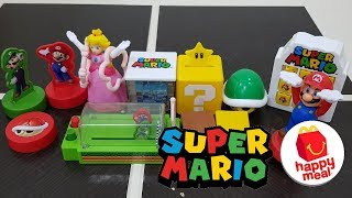 Super Mario Mac Donald Happy Meal 2019 [Mainan Happy Meal Periode Agustus 2019]