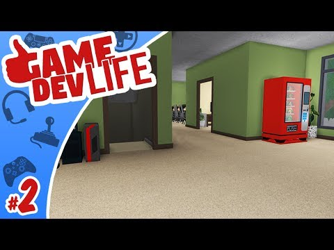 Game Dev Life #2 - Building Multiple Offices!! | Roblox