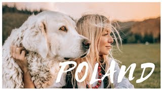 HIDDEN (and cheap) GEM OF EUROPE - POLISH MOUNTAINS | ZAKOPANE | Aggie Lal