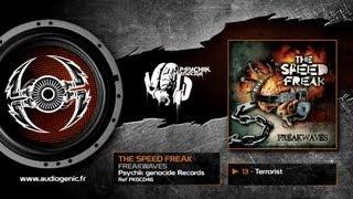 THE SPEED FREAK  - 13 - TERRORIST - FREAKWAVES - PKGCD46