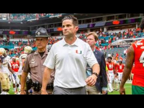 Rumors Are Spreading Around The University Of Miami Football Program