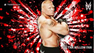 "WWE Brock Lesnar 7th Theme Song ""Next Big Thing"" (Remix/Remastered) 2016"