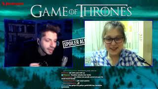 Game Of Thrones 8.sezon 3.Bölüm Kurcuklama (SPOILER) w/BernaEceGündüz