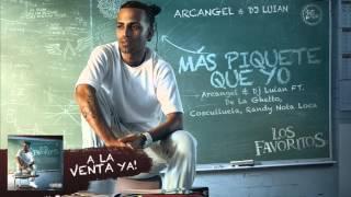 Arcangel & DJ Luian - Más Piquete Que Yo ft. De La Ghetto, Cosculluela y Randy [Official Audio] thumbnail