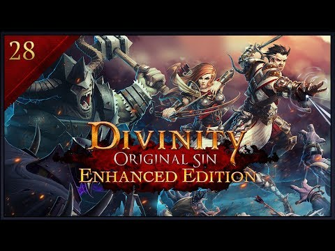 Divinity: Original Sin Enhanced Edition ★ 28: Хижина Белой Ведьмы