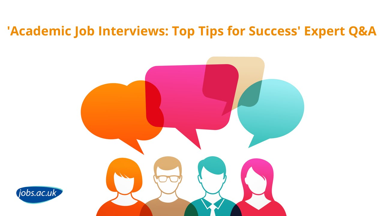 academic job interviews top tips for success jobs ac uk hangout academic job interviews top tips for success jobs ac uk hangout on air full length