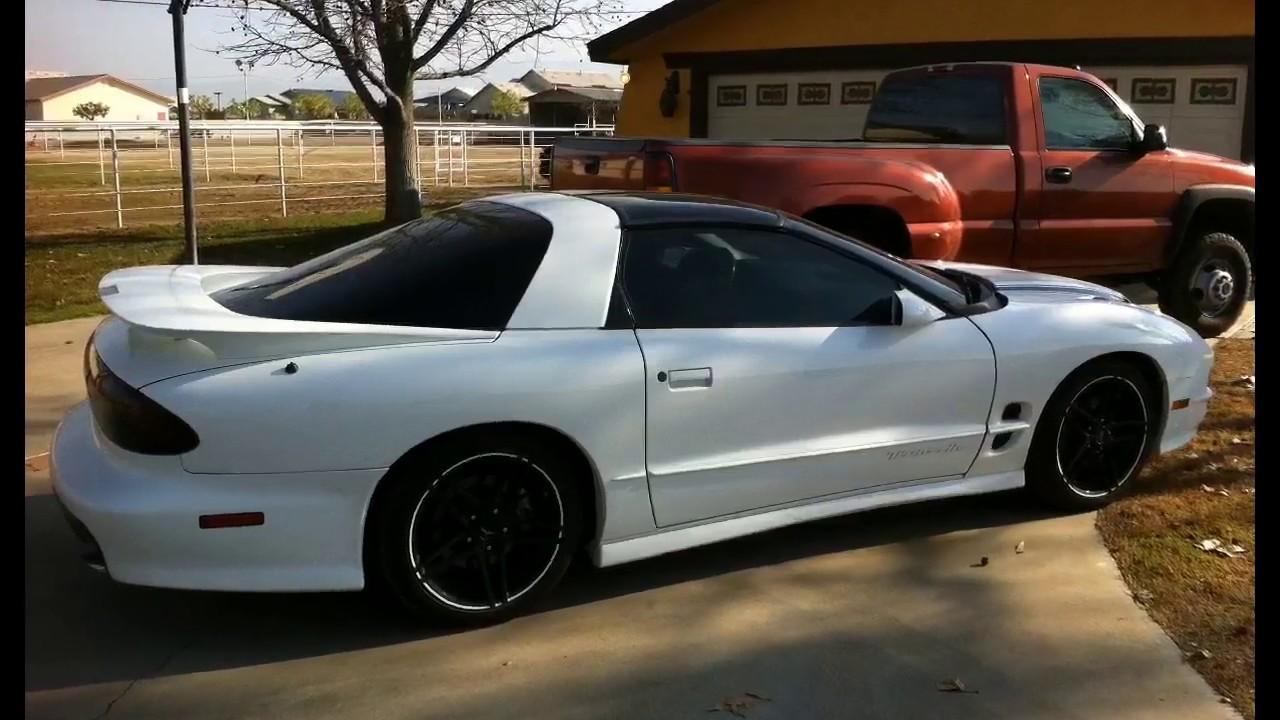 2000 Pontiac FireBird, Trans Am Conversion