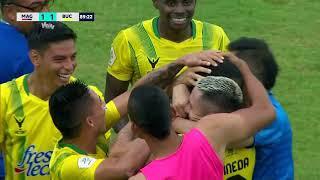 Union Magdalena vs Bucaramanga (1-2) Liga Aguila 2019-II | Fecha 19