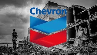 Chevron Gets A Free Pass For Funding Terrorists Across The Globe