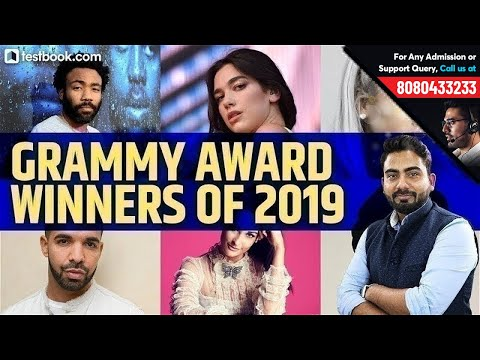 Grammy Awards 2019 Winners | Complete List | General Awareness for SSC CGL, RRB JE, NIACL AO & CPO Mp3