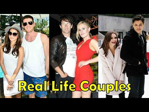 Real Life Couples of The Gifted