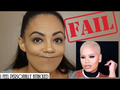 I Followed An Alissa Ashley Makeup Tutorial thumbnail