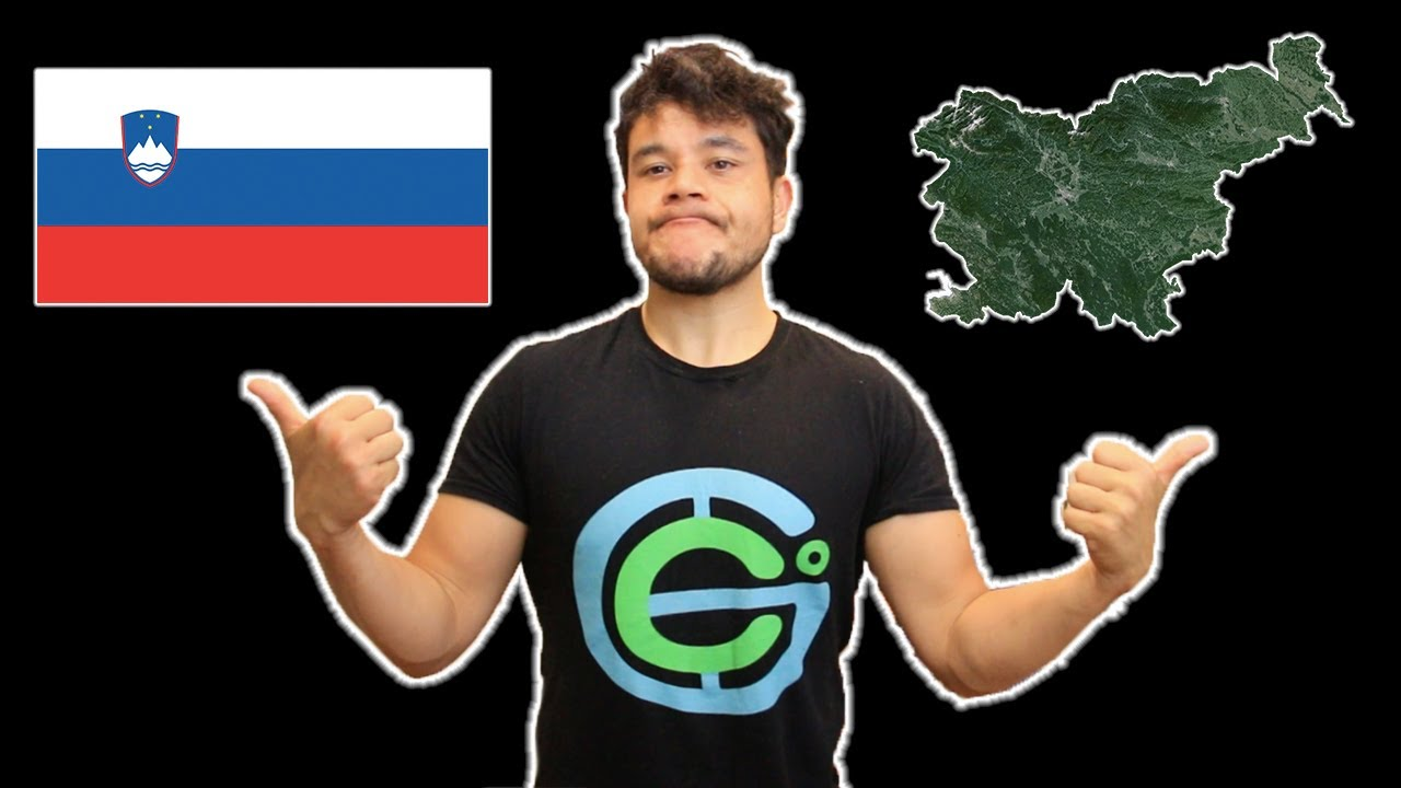 Geography Now! SLOVENIA