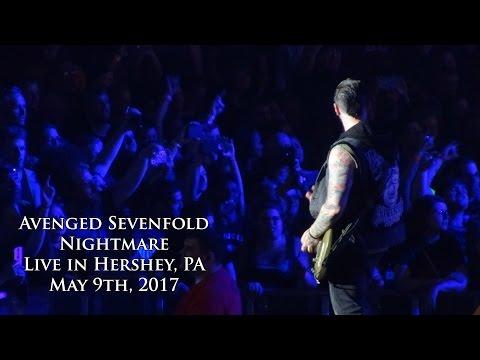 Avenged Sevenfold - Nightmare (Live in Hershey 5/9/17)